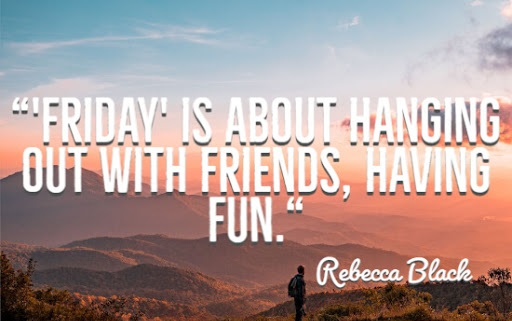 Beautiful Friday Morning Quotes