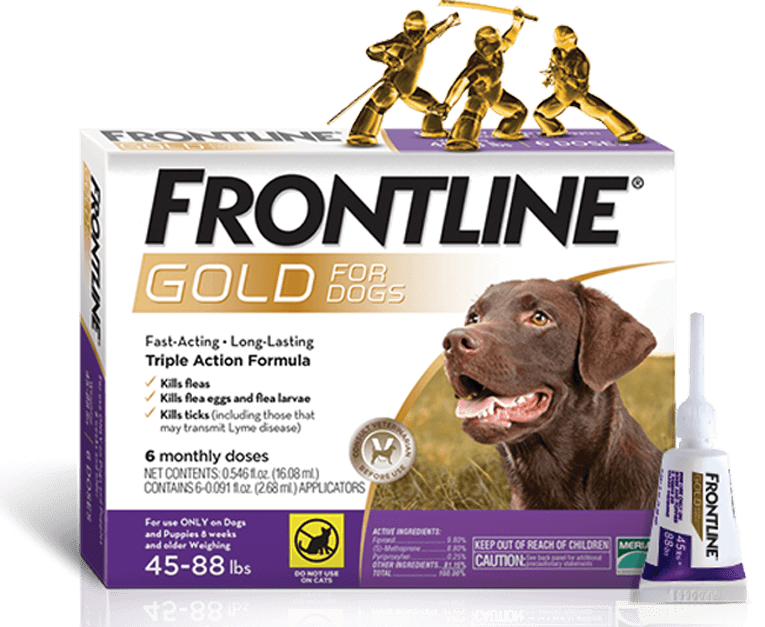 How Long Does it Take Frontline Plus To Work?