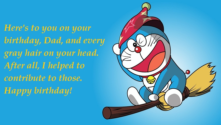 Funny Birthday Wishes Pictures For Dad