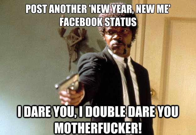 Funny New Year Post