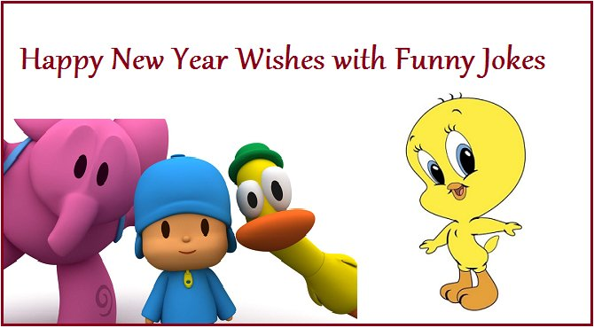 18 Funny New Year Wishes