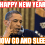 Funny New Years Captions