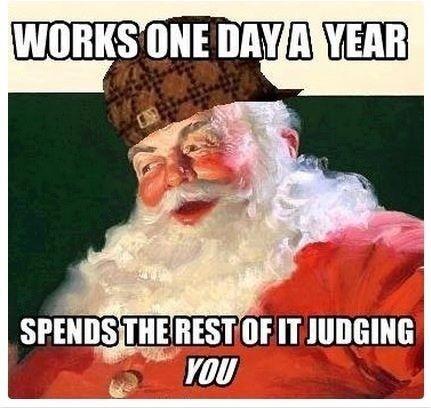 15 Funny Santa Quotes