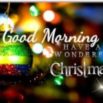 Good Morning Christmas