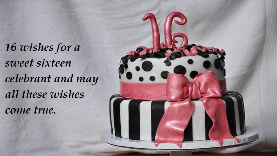 Happy 16th Birthday Messages And Quotes