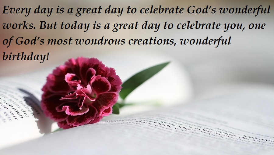 Happy Birthday Blessing Messages And Pictures