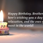 Happy Birthday Brother In Law Messages