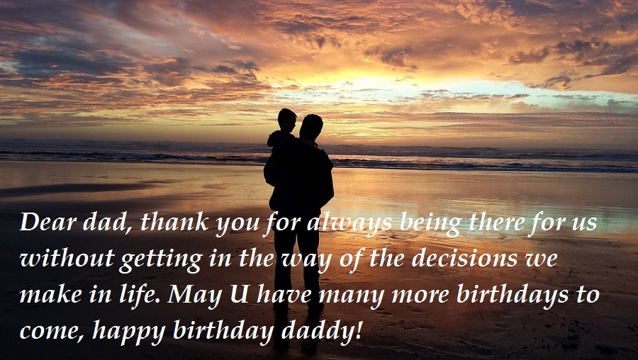 Happy Birthday Dad Wishes & Pictures
