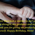 Happy Birthday Greetings For Mother