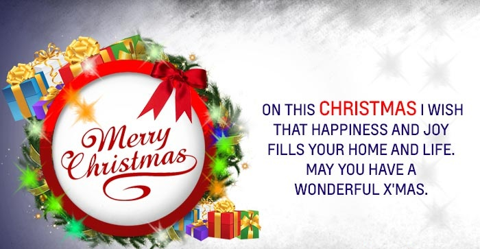 Happy Christmas Day Wishes