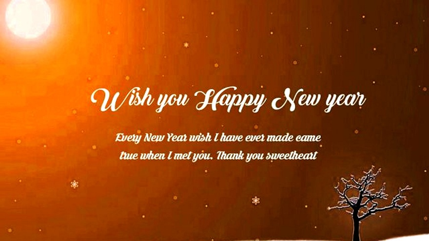 Happy New Wishes Greetings
