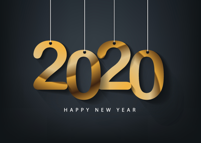 Happy New Year Wishes 2020 Images