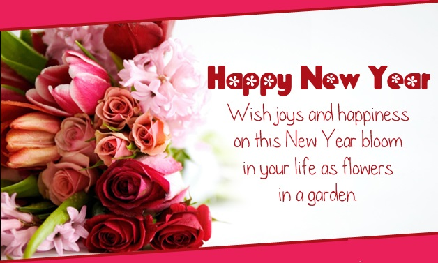 Happy New Year Wishes Messages Vitalcute