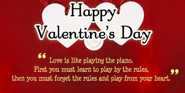 18 Best Happy Valentines Quotes