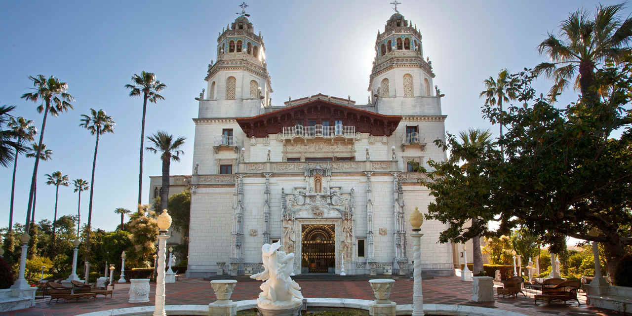 Hearst Castle,United States