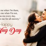 14 Romantic Hug Day Quotes
