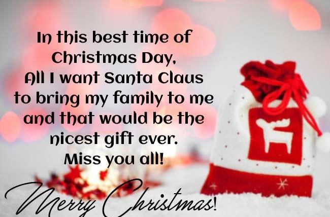 Top 16 Inspirational Christmas Messages