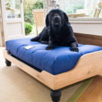 Making a dog bed – suggestions for where to get fabrics