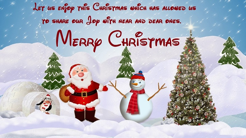 14 Merry Christmas Messages For Friends