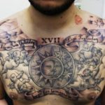 19 New Chest Tattoos Design