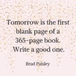 New Year Motivation