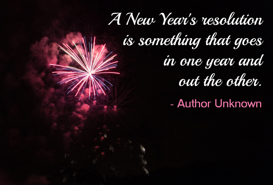 17 Best New Year Resolution Quotes