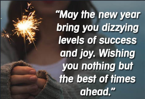 15 Best New Year Sayings