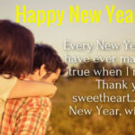 15 Beautiful New Year Wishes For Her