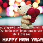 New Year Wishes For Him