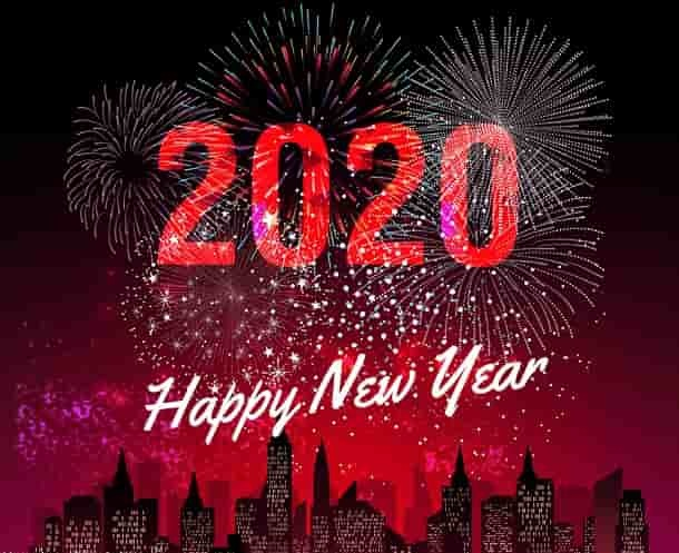 New Year Wishes Messages 2020