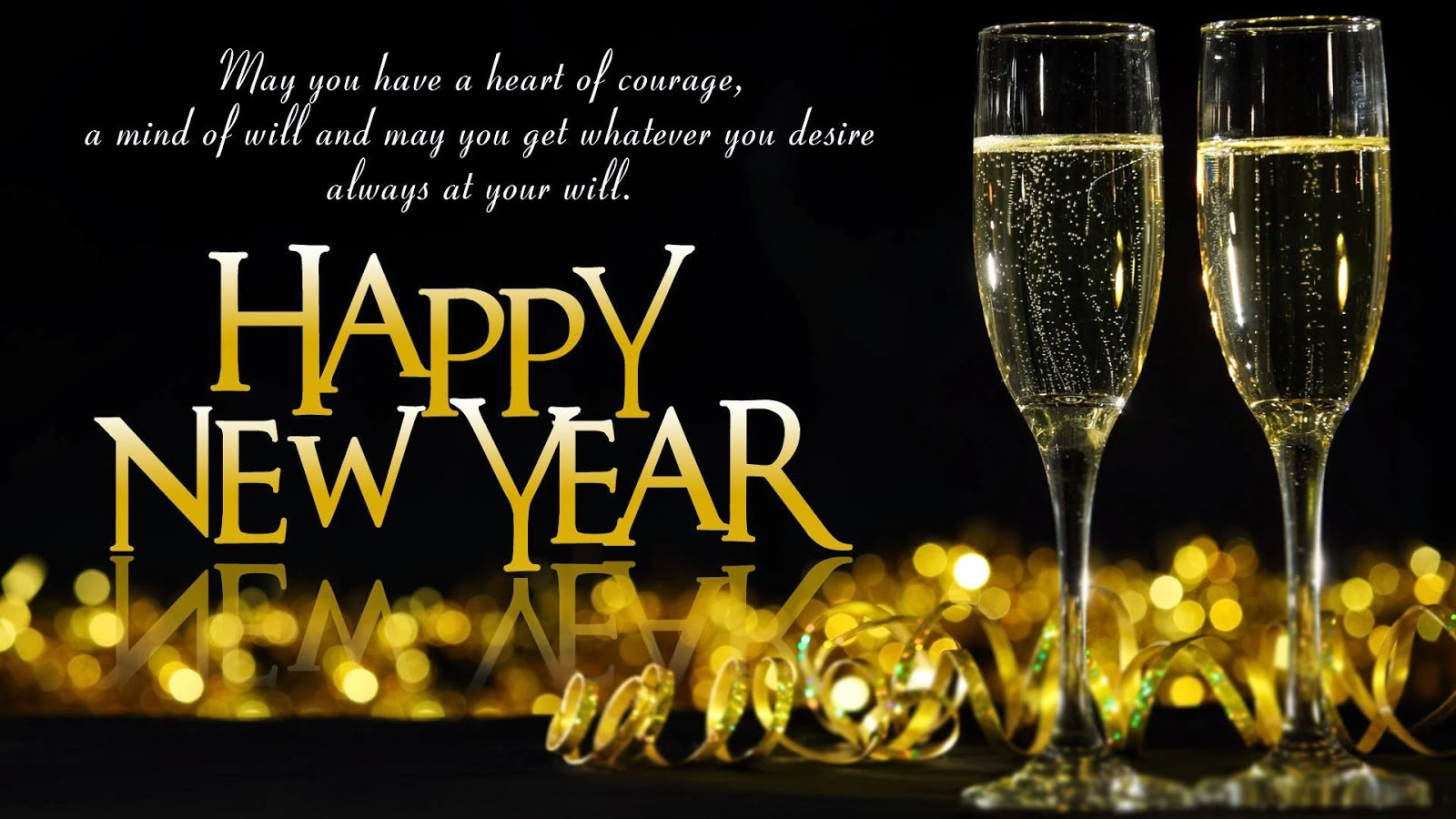 Beautiful New Year Wishes Quotes