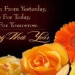 New Year Wishes Whatsapp Status