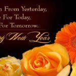 New Year Wishes Whatsapp Status