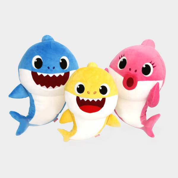 Pinkfong Christmas Sharks