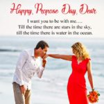Propose Day 8th February