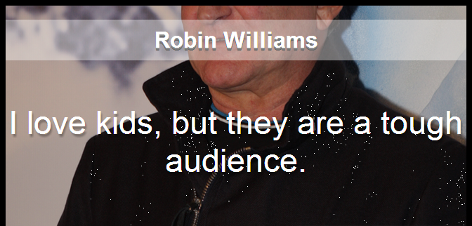16 Robin Williams Funny Quotes