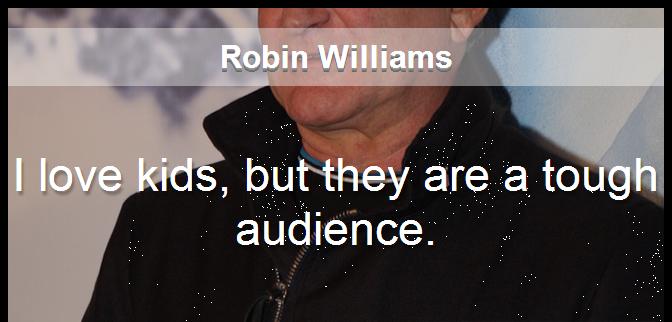 16 Robin Williams Funny Quotes