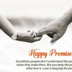 15 Romantic Love Promise Messages