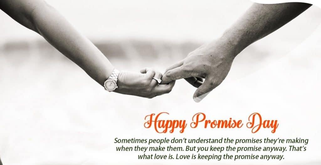 15 Romantic Love Promise Messages