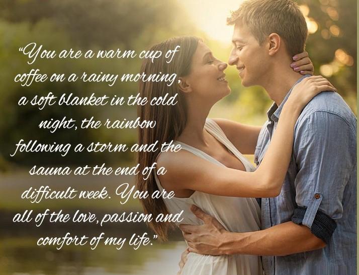 17 Romantic Love Quotes
