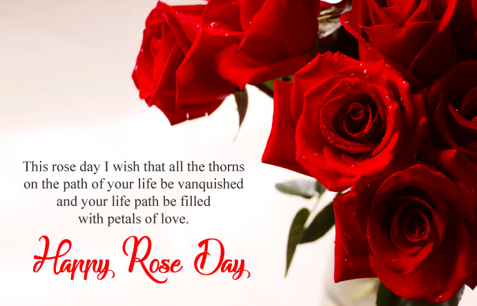18 Beautiful Rose Day 2020 Quotes