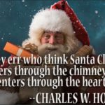 Beautiful And Funny Santa Claus Quotes