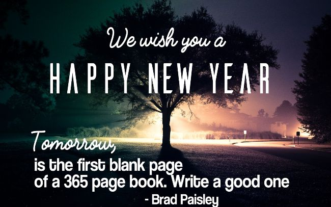 14 Best Short New Year Quotes