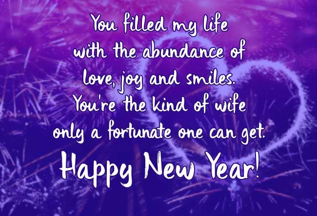 12 Simple New Year Wishes