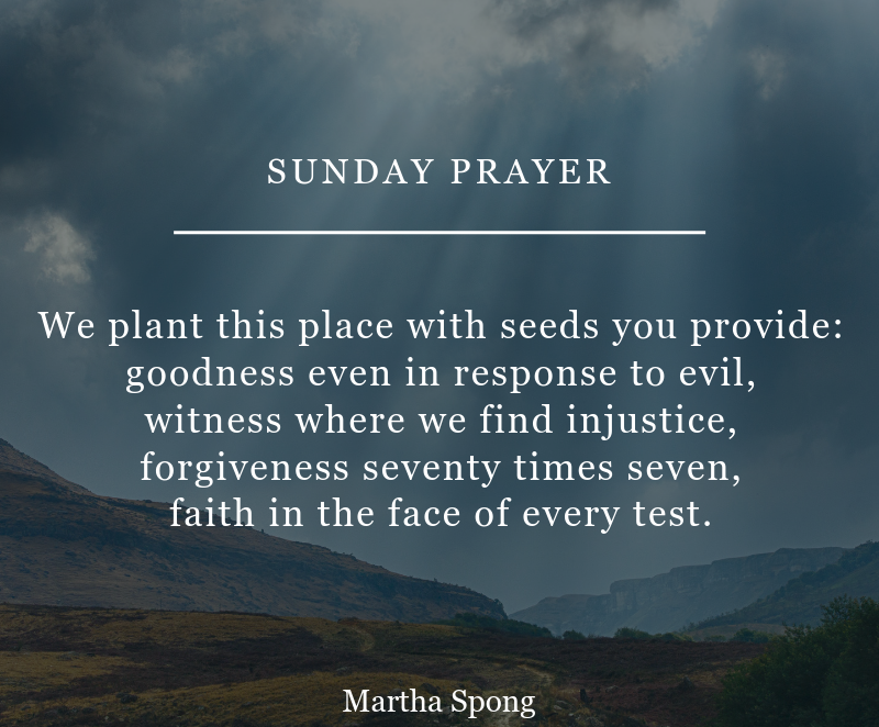 16 Beautiful Sunday Prayer