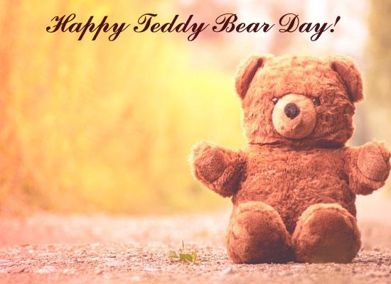 Teddy Day Photos