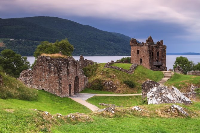 Beautiful Urquhart Castle