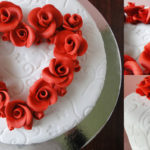 Beautiful Valentine Day Cakes
