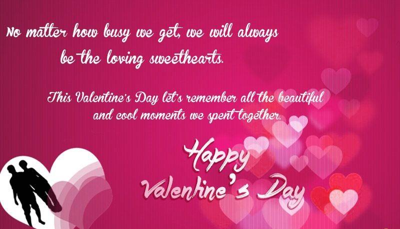 19 Best Valentine Day Messages For Girlfriend