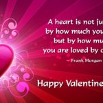 Beautiful Valentine Quotes